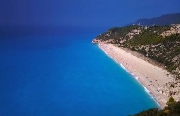 Sands Hotel Lefkada Beach 1