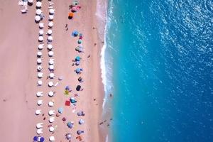 Sands Hotel Lefkada Beach 9