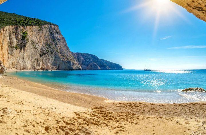 Παραλίες της Λευκάδας
