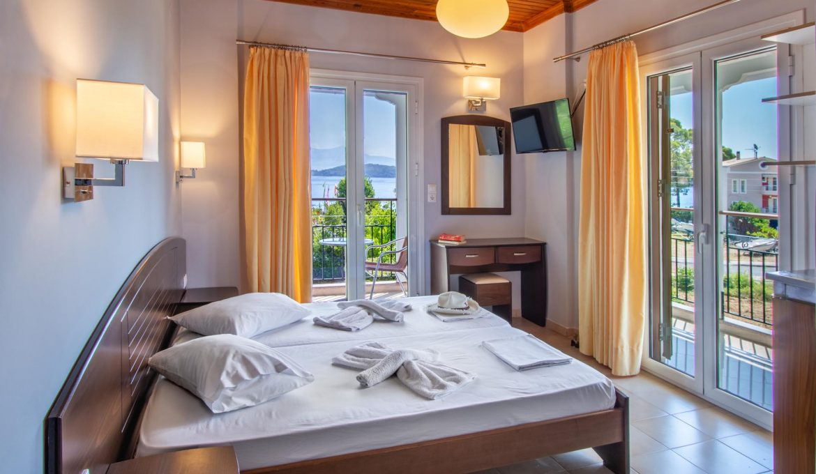 Sands Hotel Lefkada Nydri Double Room